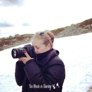 Une blonde en Norvège - Présentation du podcast