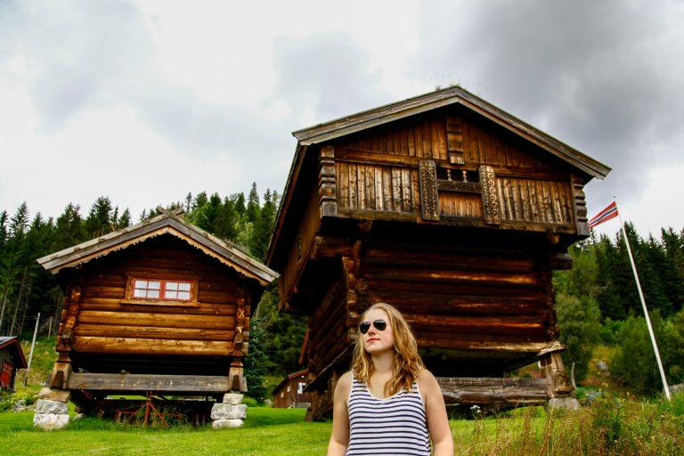 Expat - Une blonde en Norvège