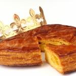 La galette des rois - Une blonde en Norvèe