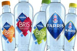 L'eau Farris - Une blonde en Norvège