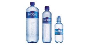 L'eau Imsdal - Une blonde en Norvège