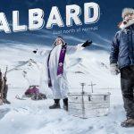 Svalbard: Life on the Edge - Une blonde en Norvège