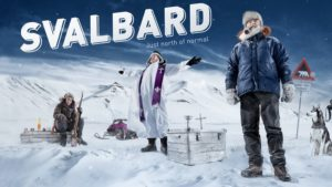 Svalbard: Life on the Edge - Une blonde en Norvège