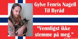 Fenriz - Une blonde en Norvège