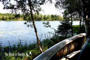 Friluftsliv - Une blonde en Norvège