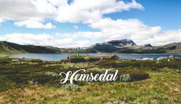Hemsedal - Une blonde en Norvège