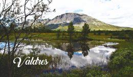 Valdres - Une blonde en Norvège