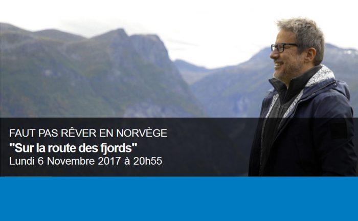 Faut pas rêver - Une blonde en Norvège
