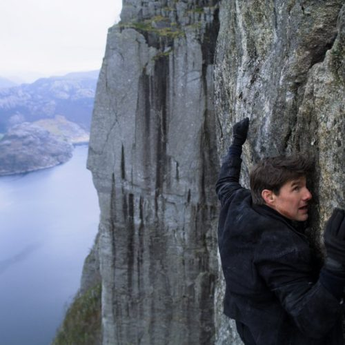 Tom Cruise - Une blonde en Norvège