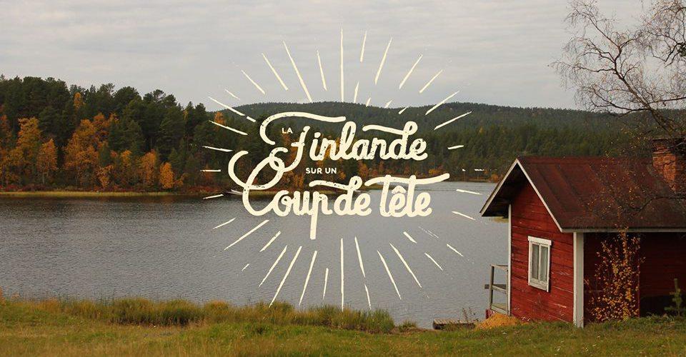 Finlande sur un coup de tête - Une blonde en Norvège