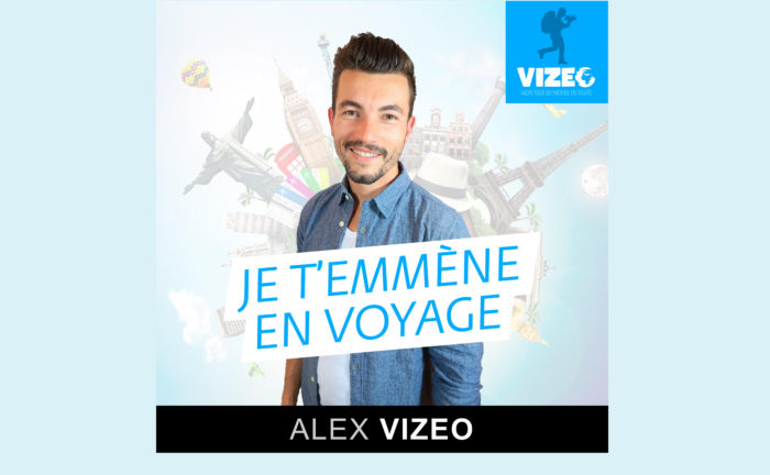 Alex Vizeo - Une blonde en Norvège