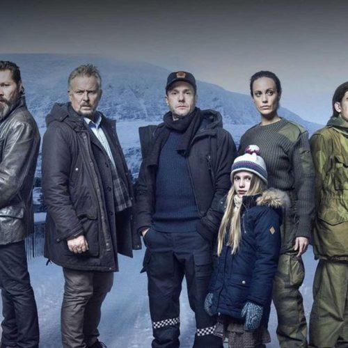 Elven - Une blonde en Norvège