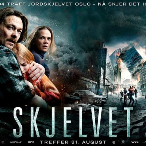 Skjelvet (The Quake) - Une blonde en Norvège