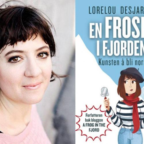 Lorelou Desjardins - Une blonde en Norvège