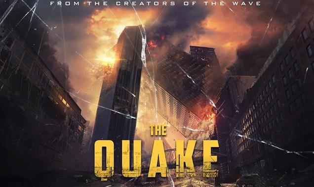 Skjelvet (The Quake) - Une blonde en Norvège