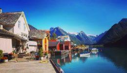 Venir vivre en Norvège - Une blonde en Norvège