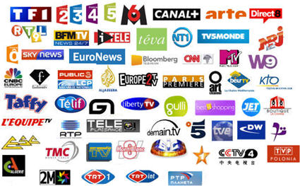 Regarder la télévision française depuis la Norvège - Une blonde en Norvège