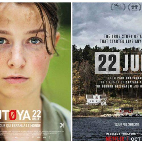 Utøya - Une blonde en Norvège