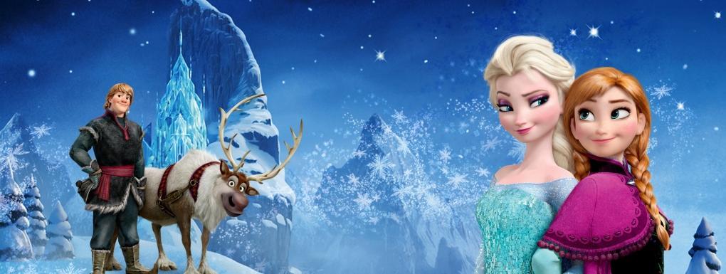 La reine des neiges 2- Une blonde en Norvège