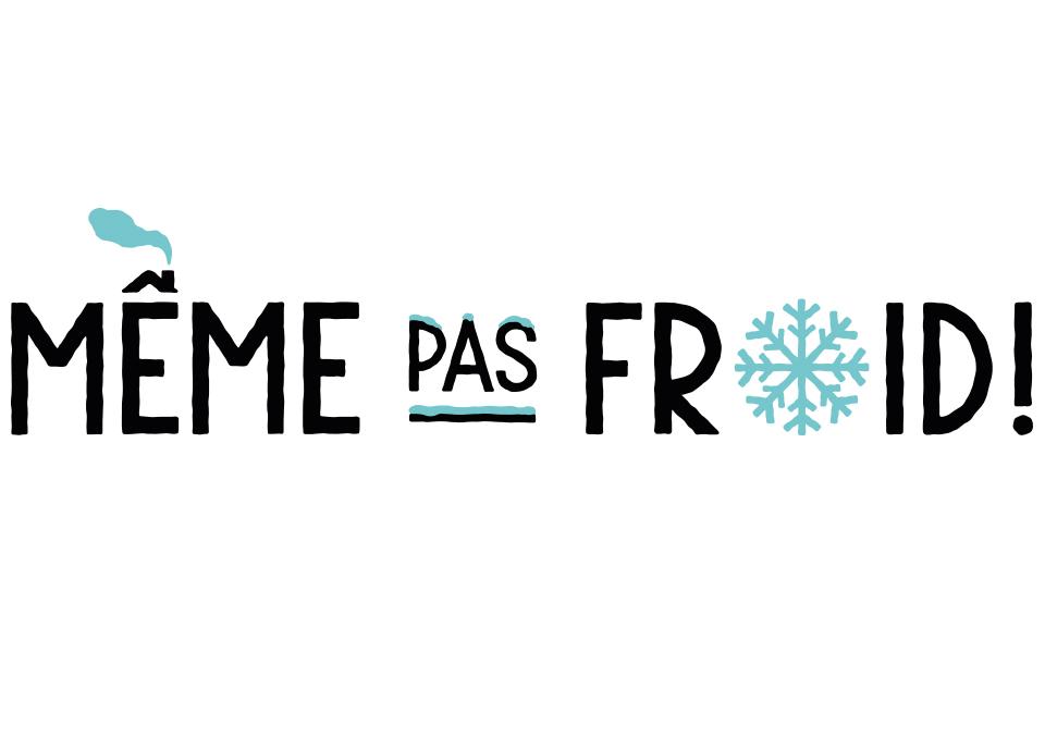 Même pas froid - Logo