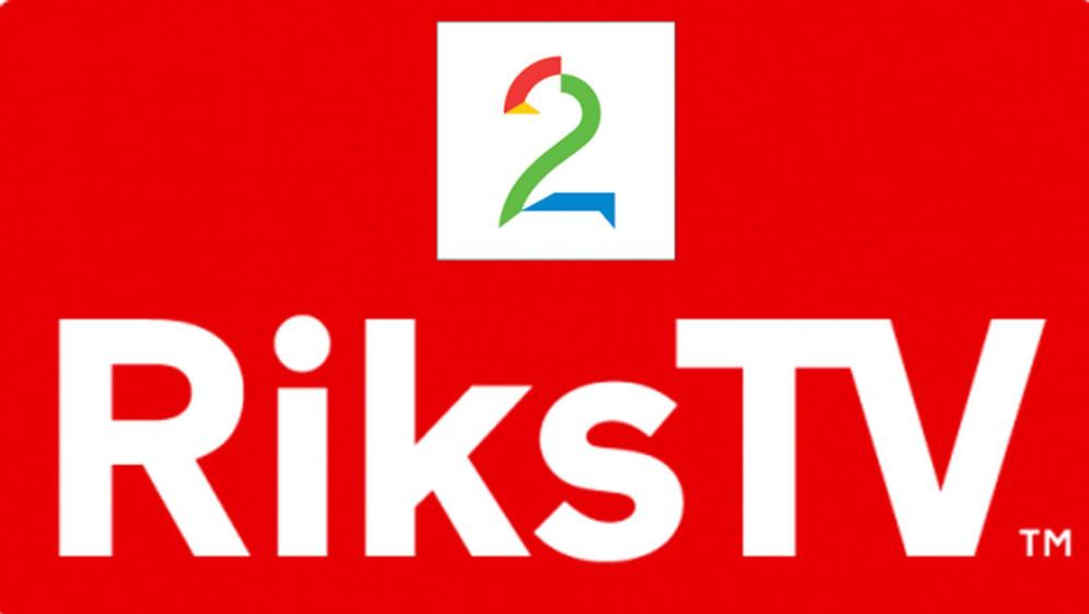 RiksTV - Une blonde en Norvège