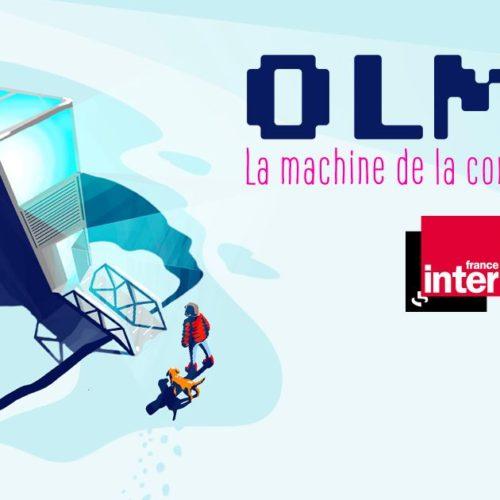 Olma France Inter - Une blonde en Norvège