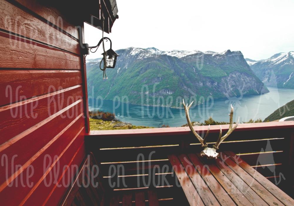 Geirangerfjord depuis Hellesylt