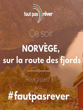 Fixeur en Norvège - Une blonde en Norvège