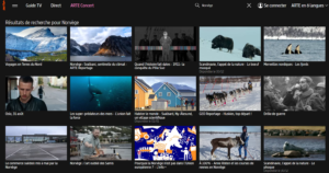Documentaires sur la Norvège - Une blonde en Norvège