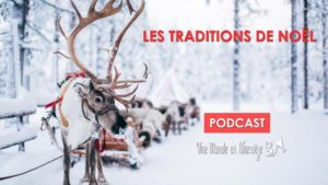 les traditions de Noël (Podcast audio) - Une blonde en Norvège