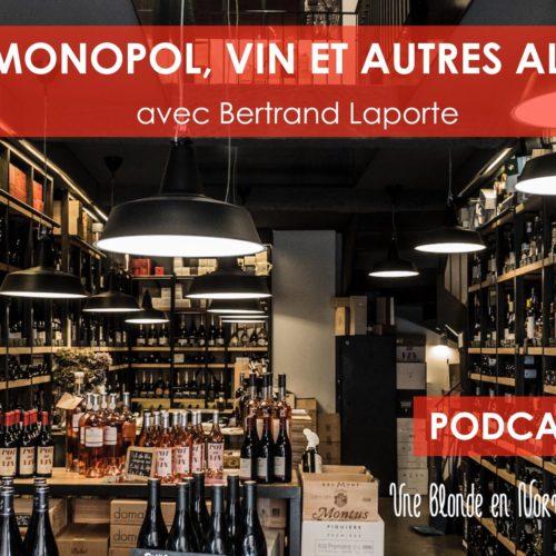 Vinmonopol, vin et autres alcools - Une blonde en Norvège