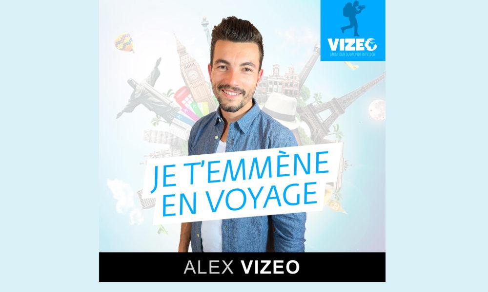 ITW audio pour le podcast de Alex Vizeo
