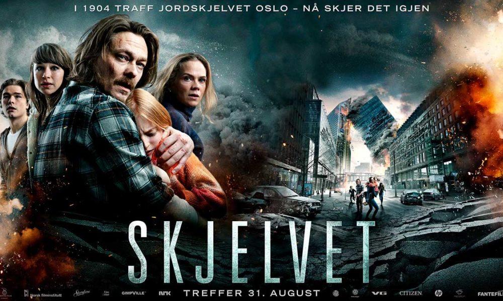 Skjelvet (The Quake) au cinéma le 31 Aout