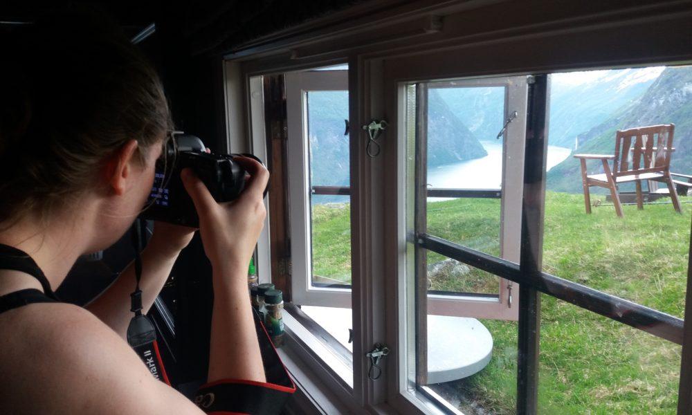 Fixer in Norway : Anne-sophie Drouet