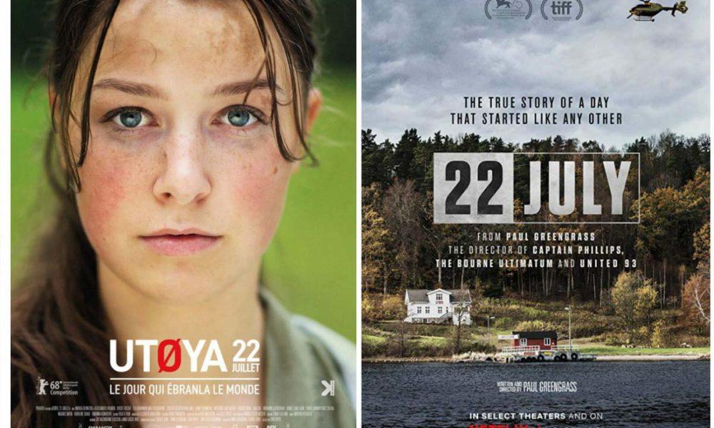 «Utøya, 22 juillet» et «Un 22 juillet», 2 films qui racontent l'attaque terroriste Norvégienne