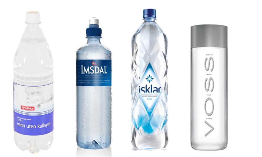 La Norvège recycle près de 97% de ses bouteilles en plastique