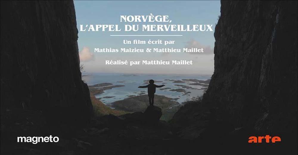 «Norvège, l'appel du merveilleux» avec Mathias Malzieu (Dionysos) – film sur arte