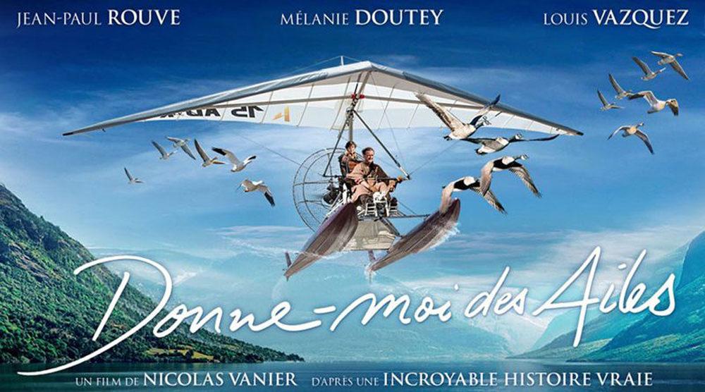 Donne-moi des ailes : l'histoire vraie qui a inspiré Nicolas Vanier