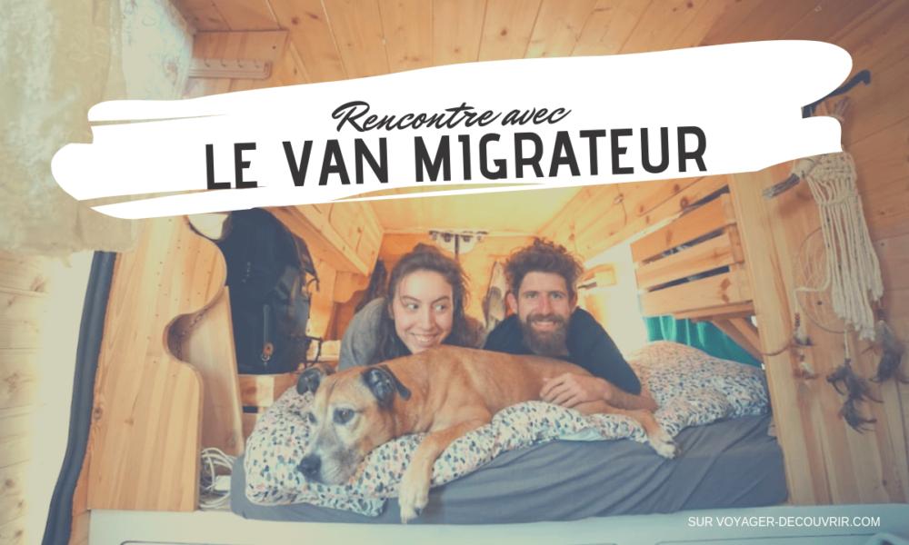 Le Van Migrateur – La Norvège à bord d'un Renault Master L2H2