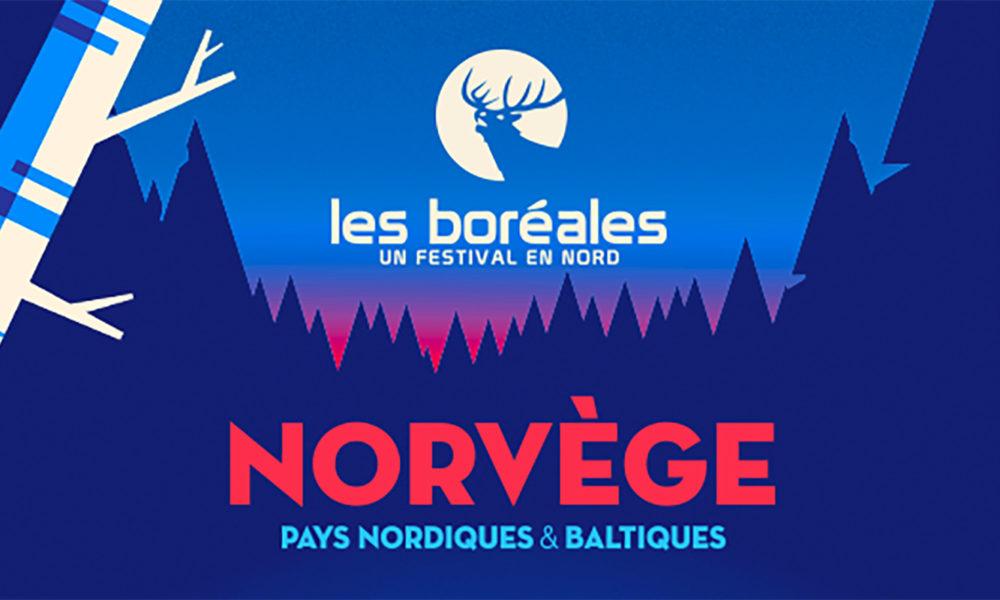 Festival Les Boréales 2019 : la Norvège, invitée d'honneur