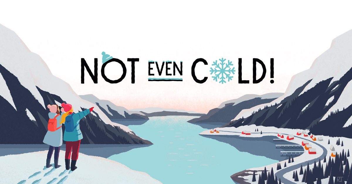 Not Even Cold - Header