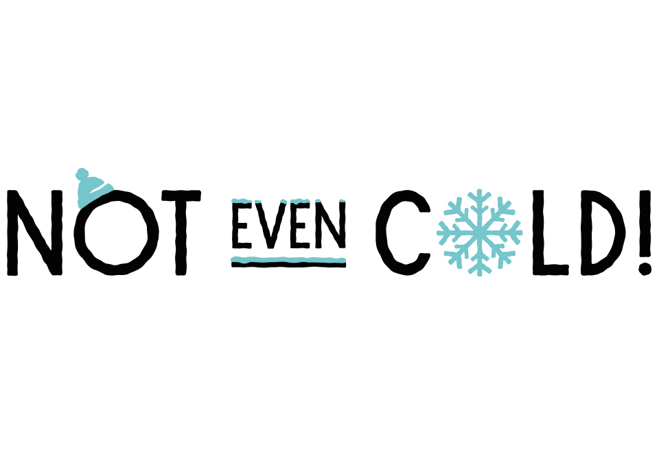 Not Even Cold - Logo
