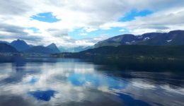 Fjærland - Une blonde en Norvège