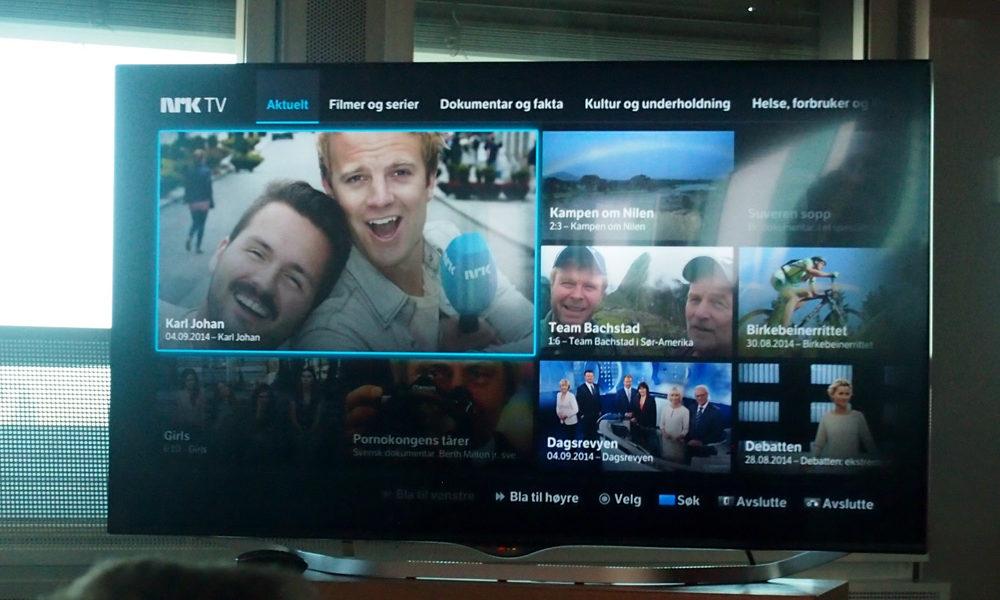 Regarder la télévision norvégienne en France