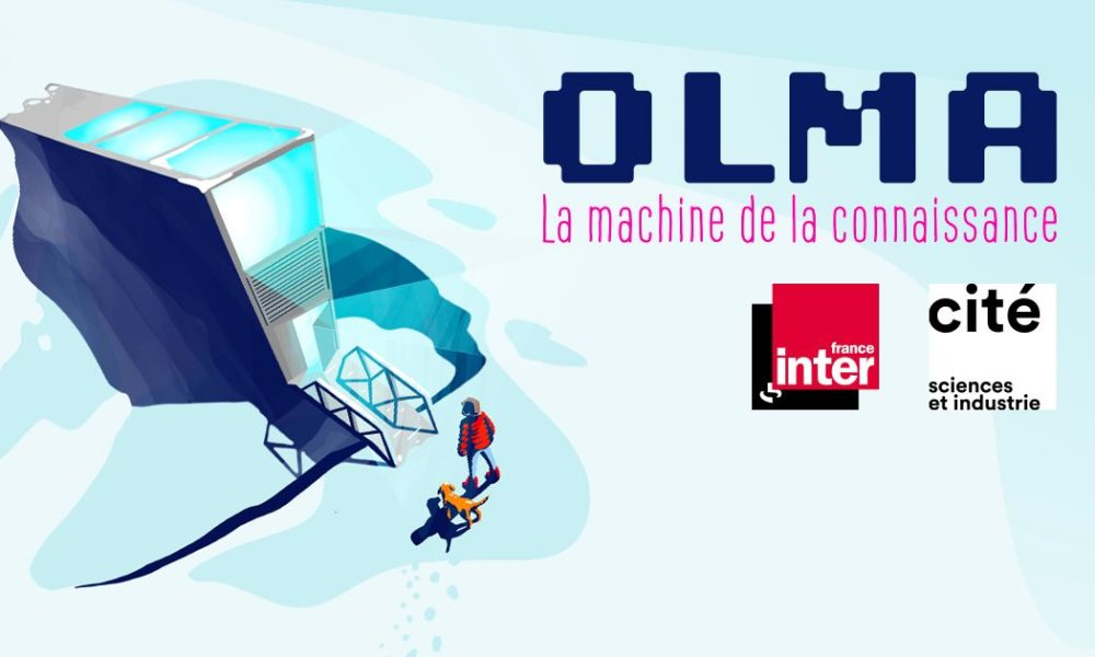 Olma : un podcast original France Inter au Svalbard