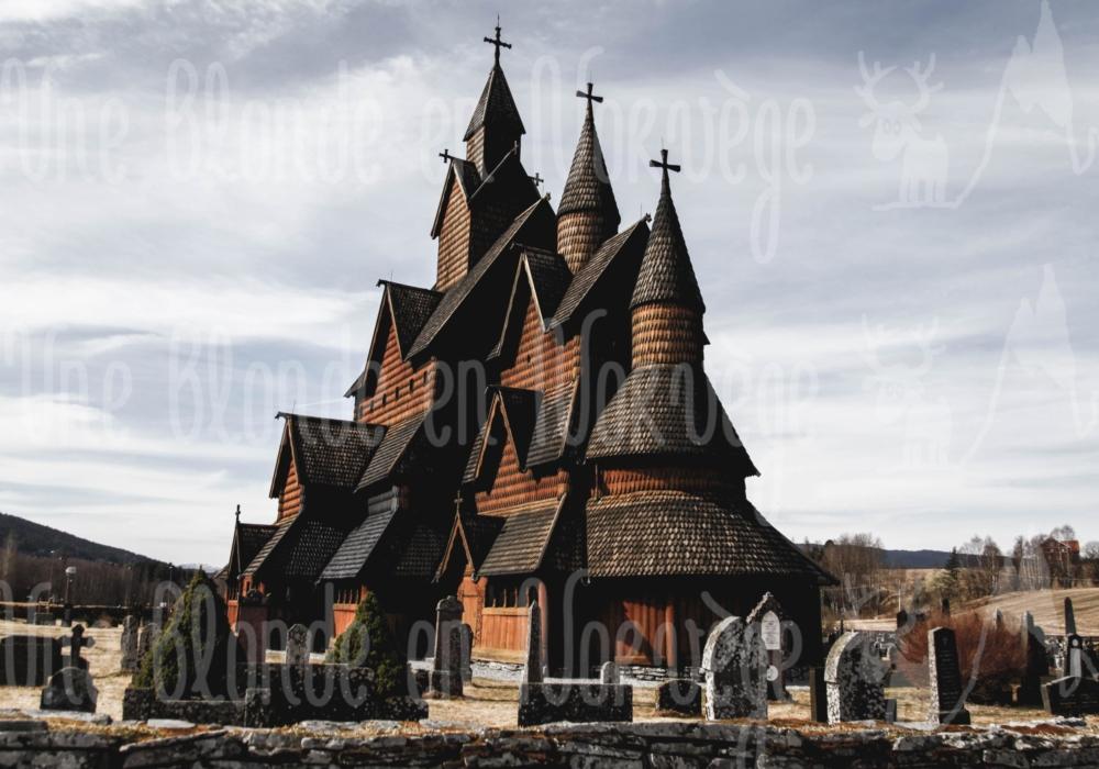 Église en bois debout de Heddal