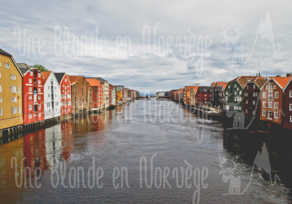 Trondheim couvert