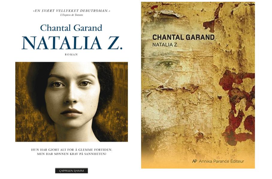 Natalia Z. par Chantal Garand