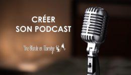 Créer son podcast - Une blonde en Norvège