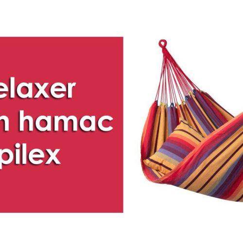 Hamac tropilex - Une blonde en Norvège